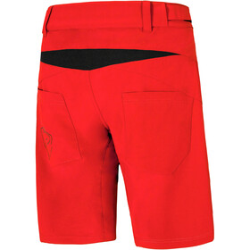 Ziener Nischa Shorts Herrer, new red